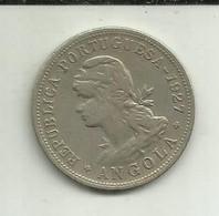 50 Centavos 1927-28 Angola - Angola