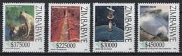 Zimbabwe (2006) - Set - / Barrage - Presa - Water - Energy - Felins - Lions - Architettura