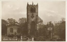 CUMBRIA - KENDAL  - THE CHURCH RP Cu440 - Cumberland/ Westmorland