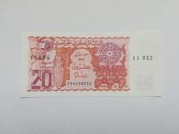 ALGERIA 20 DINARS 1983 - Algeria