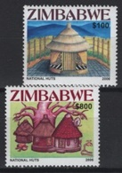 Zimbabwe (2006)  - Set -   /  Hut - Heritage - Houses - Casas - Maisons - Architecture - Architectuur