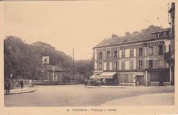 [95] Val D'Oise > Parmain Le Passage A Niveau - Parmain
