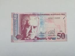 ARMENIA 50 DRAM 1998 - Armenia