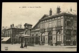 29 - Brest Gare De L'Ouest-Etat #00381 - Brest