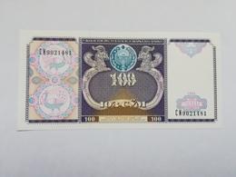 UZBEKISTAN 100 SUM 1994 - Uzbekistan