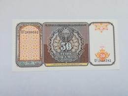 UZBEKISTAN 50 SUM 1994 - Uzbekistan