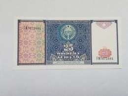 UZBEKISTAN 25 SUM 1994 - Oezbekistan
