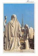 """3752"""" TORINO-CHIESA DELLA GRAN MADRE DI DIO-PARTICOLARE """"  CART. POST. OR. NON SPED. - Churches"""