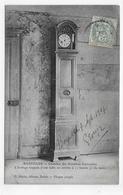 BAZEILLES EN 1907 - CHAMBRE DES DERNIERES CARTOUCHES - L' HORLOGE FRAPPEE D' UNE BALLE A 11H30 - CPA VOYAGEE - Frankreich