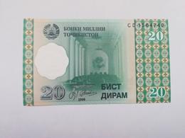 TAGIKISTAN 20 DIRAMS 1999 - Tagikistan