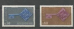 Europa - Andorre Français