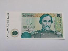 KAZAKISTAN 10 TENGE 1993 - Kazakistan