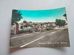 CARTOLINA MONTEFIASCONE - PANORAMA - Viterbo