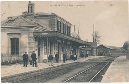 BAYEUX - La Gare - Bayeux