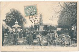BAYEUX - Marché Aux Petits Porcs - Bayeux