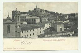 ANCONA - PANORAMA DALLA LANTERNA 1902   - VIAGGIATA FP - Ancona