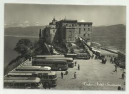 TINDARI ( PATTI ) SANTUARIO  - VIAGGIATA  FG - Messina