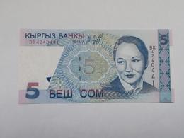 KIRGHIZISTAN 5 COM 1997 - Kirgisistan
