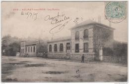 AULNAY SOUS BOIS LES ECOLES  1905 - Aulnay Sous Bois