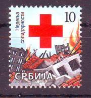 Serbia 2019 Red Cross MNH - Servië
