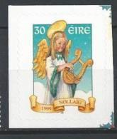 Irlande 1999 N°1203 Neuf **  Noël Adhésif - 1949-... République D'Irlande