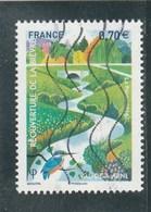 FRANCE 2016 REOUVERTURE DE LA BIEVRE OBLITERE - YT 5105 - - France