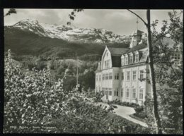 CPM Neuve Norvège RYFYLKE Sauda Ruristhotell - Norvegia