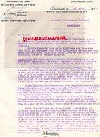 87- SAINT JUNIEN- GANTERIE VERGNIAUD RATINAUD MANUFACTURE GANTS DE PEAU-TURQUIE CONSTANTINOPLE WLADIMIR CONSTANTINIDI - Old Professions