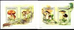 Serie De Madagascar N ºYvert 1578/81 ** SETAS (MUSHROOMS) - Madagascar (1960-...)