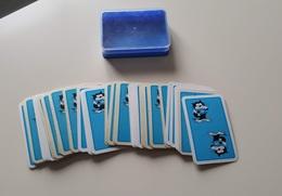 Jeu Des Cartes SIM CAT 52 Cartes Avec Boite . Offert Clients SIMCA - 54 Cards