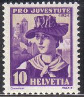Zu J  70 PRO JUVENTUTE 1934 ** / MNH Voir Description - Neufs