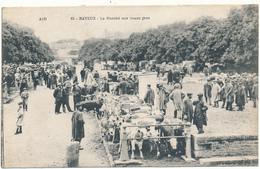 BAYEUX - Le Marché Aux Veaux Gras - Bayeux