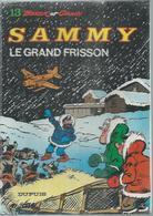 SAMMY - LE GRAND FRISSON  ( BERCK / GAUVIN ) - Sammy