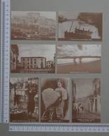 PORTUGAL   1989 - PENICHE -  7  CALENDARIOS  - (Nº11052) - Big : 1981-90