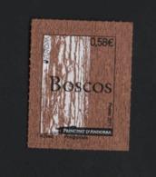 CK2 Andorre ** 2011  (adhésif) Boscos Europa - Unused Stamps