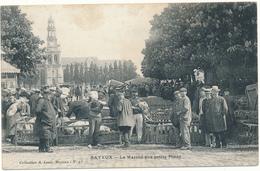 BAYEUX -  Le Marché Aux Petits Porcs - Bayeux