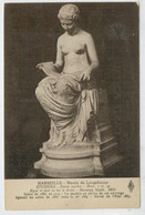 C.P.  PICCOLA     MARSEILLE  MUSEE DE LONGCHAMP      STUDIOSA          (NUOVA) - Sculptures