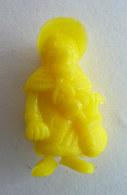 RARE FIGURINE PUBLICITAIRE COMANSI ESPAGNOLE LUCKY LUKE 1980 MA DALTON - Pas Wiko Boomer - Figurines