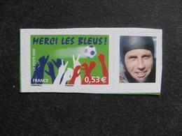 TB N° 3936B , Neuf XX. Vignette Personnalisée. - France