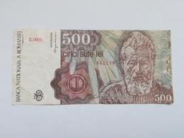 ROMANIA 500 LEI 1991 - Romania