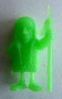RARE FIGURINE PUBLICITAIRE COMANSI ESPAGNOLE LUCKY LUKE 1980 CHEF INDIEN - Pas Wiko Boomer - Figurines