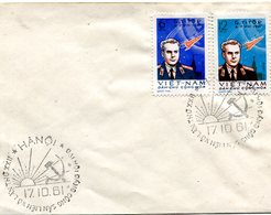 VIETNAM 1961 FDC With SPACE SHUTTLE.BARGAIN.!! - Azië