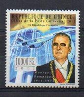 GUINEA. GEORGES POMPIDOU. MNH (5R0217) - Sin Clasificación