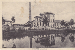 Ferrara - Migliaro -  Distilleria- Bollo Ambulante Codigoro -  Ferrara - Ferrara