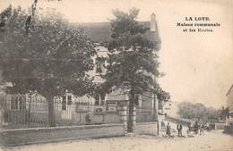 La Loye Canton Montbarrey écoles école - Sonstige Gemeinden