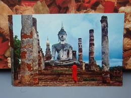 Wad Mahathak, Sukothai Northern Thaïland 1980, Timbre - Thailand