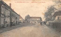 La Loye Canton Montbarrey Café Blondey - Sonstige Gemeinden