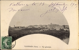 Cp Valdériès Tarn, Vue Générale - Altri Comuni