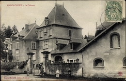 Cp Maconcourt Haute Marne, Le Chateau - Sonstige Gemeinden