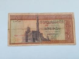 EGITTO 1 POUND - Aegypten